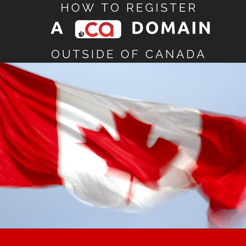 domains .ca