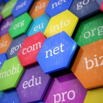 What are the most common domain extensions?